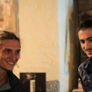 Men in the Van: Andrea Bona e Francesco Cusini
