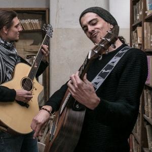 Men in the Van: Andrea e Francesco